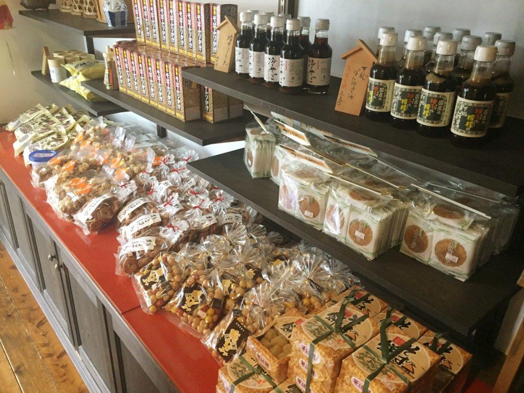 蕎麦奉行の商品